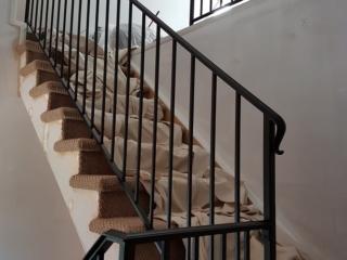 interior iron railings