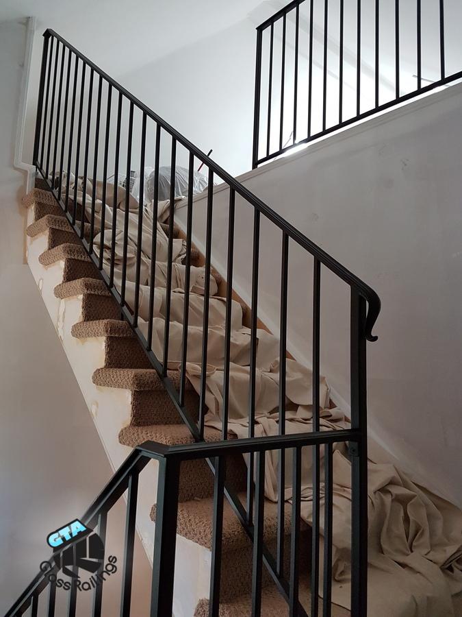 gallery iron of interior railing wrought railings