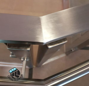 Stainless steel welding
